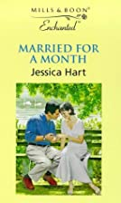 Married for a Month by Jessica Hart
