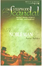 A Noble Man by Anne Ashley