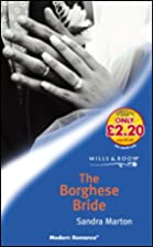 The Borghese Bride (modern Romance) by…