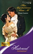 The Mysterious Miss M (Harlequin Historical…