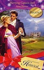 Marrying Captain Jack by Anne Herries