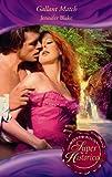 Blake, Jennifer: Gallant Match (Super Historical Romance)