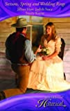 Hart, Jillian: Stetsons, Spring and Wedding Rings (Mills & Boon Historical)