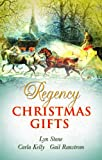 Stone, Lyn: Regency Christmas Gifts: WITH Scarlet Ribbons AND Christmas Promise AND A Little Christmas (Mills & Boon Special Releases)