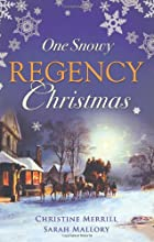 One Snowy Regency Christmas (A Regency…