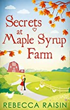 Secrets at Maple Syrup Farm (Once in a…