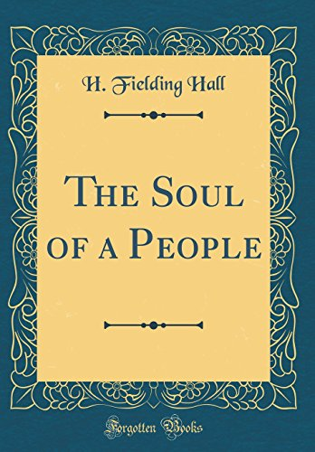 the-soul-of-a-people-classic-reprint