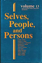 Selves, people, and persons : what does it…