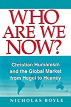 Who Are We Now?: Christian Humanism and the…