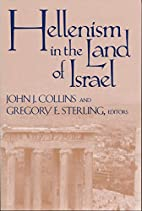 Hellenism in the Land of Israel by John J.…