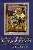 Hans Urs Von Balthasar's Theological…