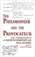 The Philosopher and the Provocateur: The…