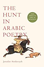 The Hunt in Arabic Poetry: From Heroic to…
