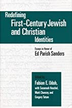 Redefining First-Century Jewish and…