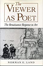 The Viewer As Poet: The Renaissance Response…