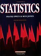 Statistics by Frank Owen