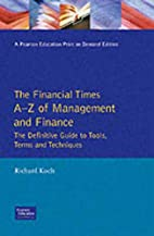 The Financial Times Guide to Management and…
