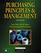 Purchasing, Principles and Management (9th…