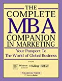 [???]: Mastering Marketing: The Complete MBA Companion in Marketing