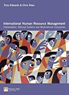 International human resource management :…