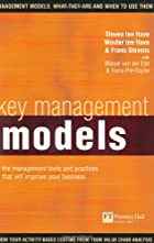 Key Management Models by Steven Ten Have