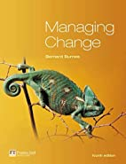 Managing Change: A Strategic Approach to…