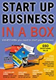 Parks, Steve: Start Up Business in a Box: Everything You Need to Start a Business from Scratch - in One Box!