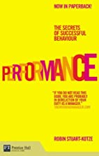 Performance: The Secrets of Successful…