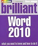 Steve Johnson: Brilliant Word 2010