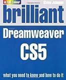Johnson, Steve: Brilliant Dreamweaver Cs5
