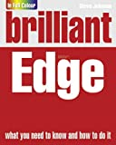 Johnson, Steve: Brilliant Adobe Edge. Steve Johnson