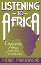Listening to Africa: Developing Africa from…