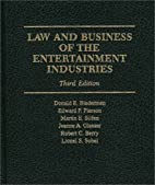 Law and Business of the Entertainment…