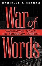 War of words : Washington tackles the…