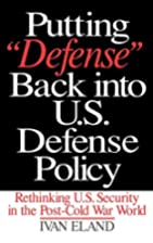 putting defense back into u.s. defense…