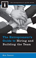 The Entrepreneur's Guide to Hiring and…