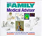 Family Medical Adviser by Reader's Digest