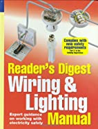 Reader's Digest  Wiring and Lighting…