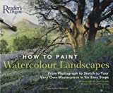 Harrison, Hazel: Watercolour Landscapes