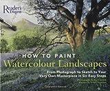 Harrison, Hazel: Watercolour Landscapes