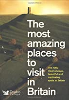 Reader's Digest Most Amazing Places to Visit…