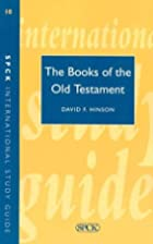 Old Testament Introduction 2 : The Books of…