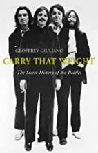 Carry That Weight by Giuliano