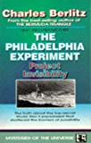 Berlitz, Charles: The Philadelphia Experiment : Project Invisibility