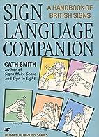 Sign Language Companion (Human horizons) by…