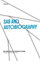 Sab ; and, Autobiography by Gertrudis…