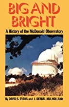 Big and Bright: A History of the McDonald…
