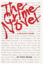 The Crime Novel: A Deviant Genre by Tony…