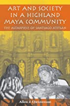 Art and Society in a Highland Maya…