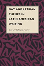 Gay and Lesbian Themes in Latin American…